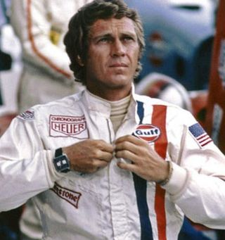 Steve-mcqueen-during-filming-of-le-mans