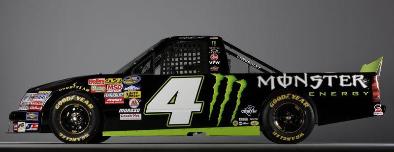 Monster 4 -5