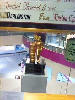 Golden Benny Trophy