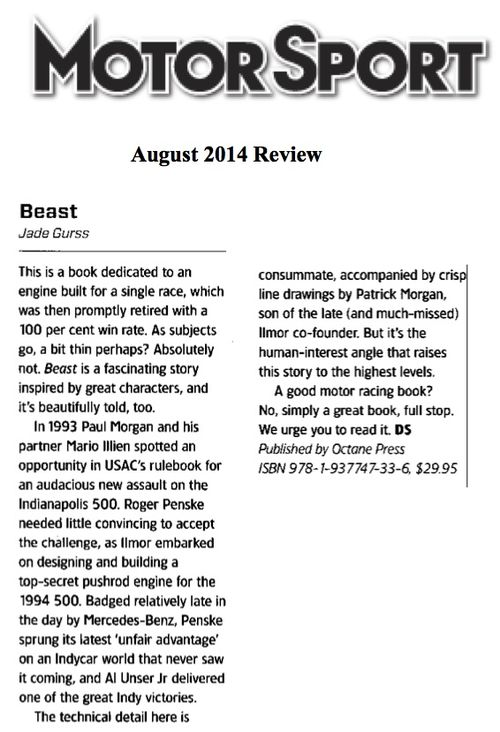 Motor Sport Review